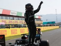 Hasil Kualifikasi Formula 1 GP Tuscan 2020: Hamilton Start Posisi Terdepan