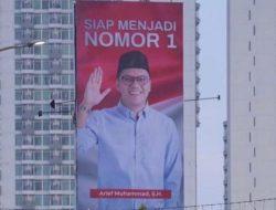 Viral ! Arief Muhammad Mau Nyalon Gubernur ?