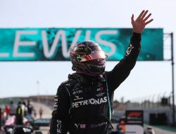 Hasil Kualifikasi F1 GP Portugal 2020: Hamilton Rebut Pole Position dari Bottas