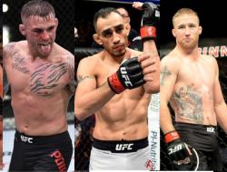 Khabib Nurmagomedov Pensiun, 5 Petarung Ini Siap Rebut Titel Kelas Ringan UFC