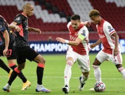 Liverpool vs Ajax, The Reds Hanya Butuh Imbang