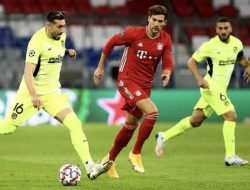 Jelang UCL Matchday 5 : Atletico vs Munchen