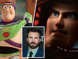 """Chris Evans Jadi Pengisi Suara Buzz Lightyear pada Film """"Lightyear"""""""