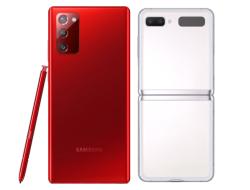 Galaxy Note 20 dan Z Flip 5G Memiliki Varian Warna Baru