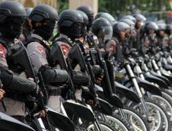 Pilkada Serentak, POLRI Turunkan 456 Ribu Personil Kepolisian