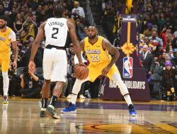 Basket News : NBA Rilis Jadwal Christmas Game
