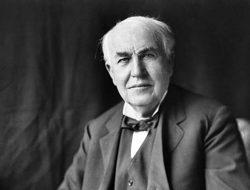 29 Desember : Thomas Alva Edison Patenkan Radio, Si Penyihir Menlo Park