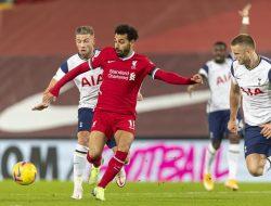 Liverpool Menang Lagi, Usai Tumbangkan Tottenham Hotspur
