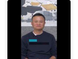 Kemunculan Jack Ma Dibilang Mencurigakan , Kenapa ?