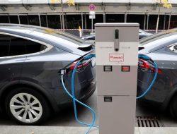 Tesla Akan Tekan Investasi Baterai di Indonesia