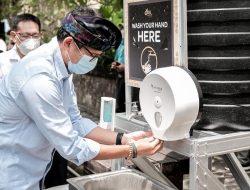 Sandiaga Uno Ajak Pengusaha Bekerja Sembari Wisata di Bali
