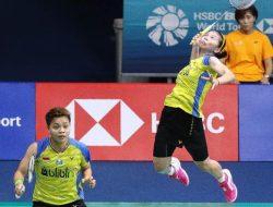 Greysia/Apriyani Raih Kemenangan Kedua di BWF World Tour Finals