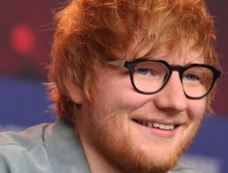 Ed Sheeran Resmi Berusia 30 Tahun Hari Ini