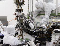 Hebat! Insinyur Perempuan India di Balik Sukses NASA ke Mars