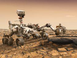 Wow! Helikopter yang Dibawa Perseverance NASA Ini Menelepon Rumah di Bumi dari Mars