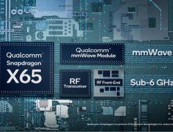 Wow ! Modem 5G Baru Qualcomm Kecepatannya Lewat dari 10 Gbps