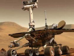 Keren ! Robot NASA Mendarat di Mars , Cari Bukti Kehidupan