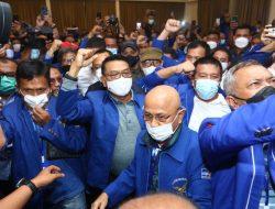 Moeldoko Jadi Ketum KLB Demokrat, SBY Nyatakan 'Perang'