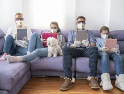 Isolasi Keluarga di Rumah, Ikuti 3 Perintah WHO ini !