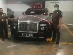 Kejagung Sita Rolls-Royce Milik Jimmy Sutopo , Segini Harganya