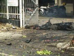Bom Meledak di Depan Gereja Katedral Makassar, Berikut Situasi Terkininya