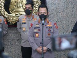 Polri Terbitkan Larangan Media Tampilkan Aksi Polisi Arogan